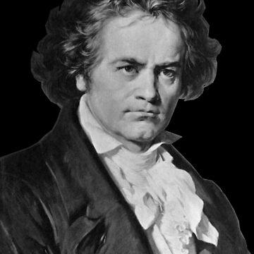 Ludwig van Beethoven by Thornepalmer