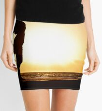 Just Breathe Mini Skirt