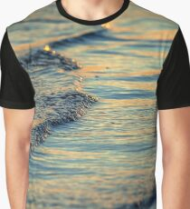Touch of Gold Graphic T-Shirt