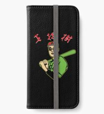 Kaoru Betto - Coloured Variant iPhone Wallet/Case/Skin
