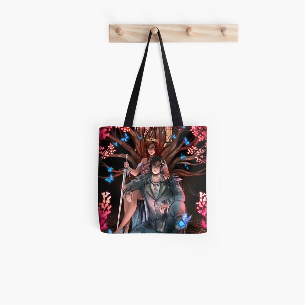 The Cruel Prince Tote Bag