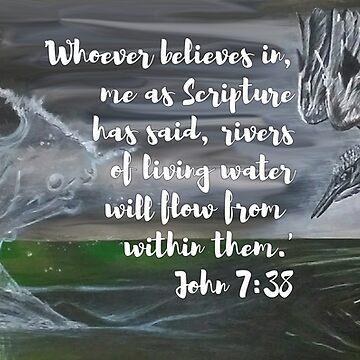 Life Giving Water by artistwarriorlg