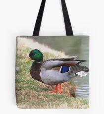 The Mallard Tote Bag