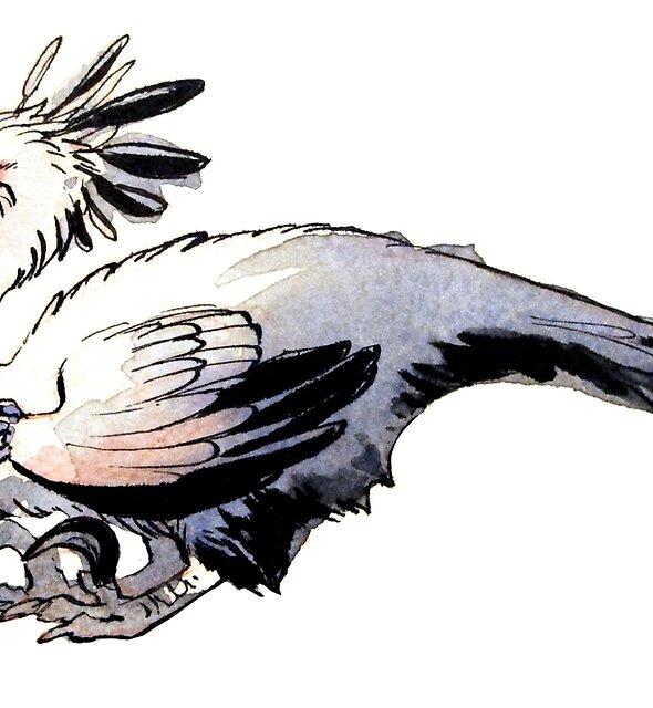 Secretary Raptor by mamath