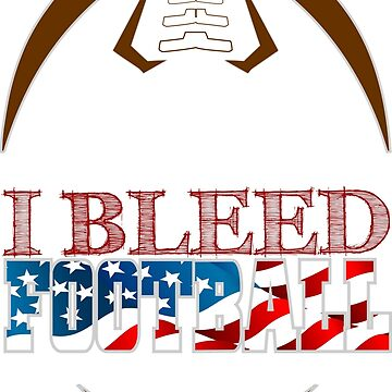 I Bleed Football by station360