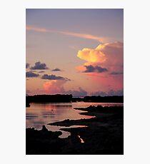 Painted Skies Photographic Print