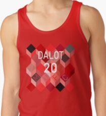 Diogo Dalot MUFC 20 design Tank Top