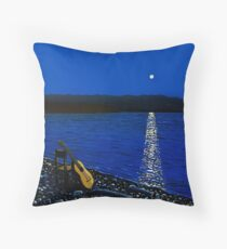 Mindful Midnight Floor Pillow