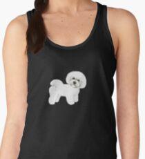 Bichon Frise dog Women's Tank Top