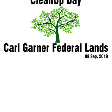 CleanUp Day - Carl Garner Federal Lands. by ramirodiz