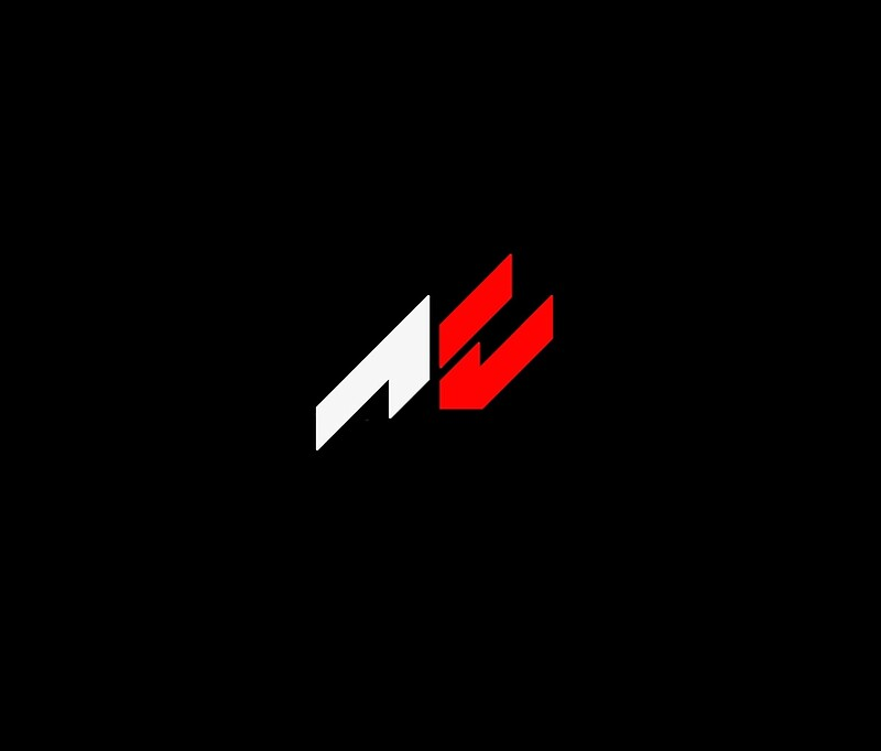 "assetto corsa - logo"" travel mugsdawa-bu | redbubble"