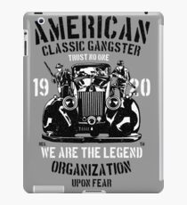 American gangster iPad Case/Skin