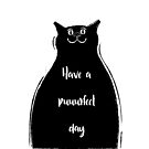 Have A Puuurfect Day Illustration by Adam Regester