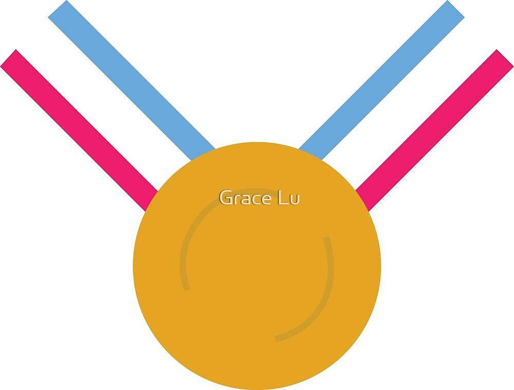 Für die Bronze (Medaille)! - Olympische Spiele Tokio 2022 von Grace Lu