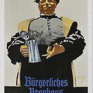 Bürgerliches Brauhaus, Augsburg by edsimoneit
