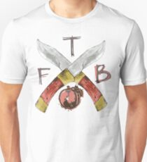 The Front Bottoms Peach Unisex T-Shirt