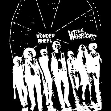THE WARRIORS - CONEY ISLAND by SUNSET-STORE