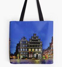 Lüneburg City Tote Bag