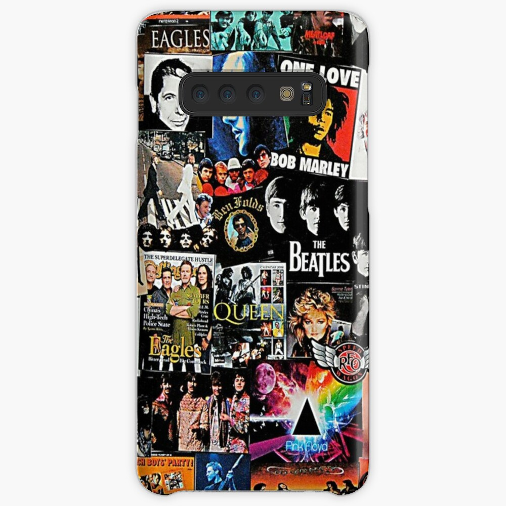 Rock Collage Case & Skin for Samsung Galaxy