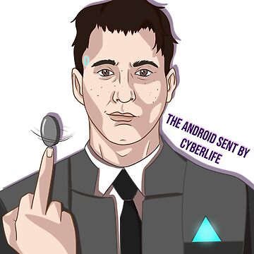 the android sent by cyberlife by stjaimy