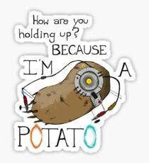 PotaDOS - Portal Sticker