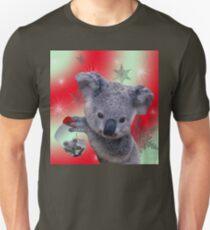 Christmas Koala Unisex T-Shirt
