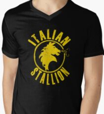Italian Stallion Men's V-Neck T-Shirt