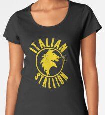 Italian Stallion Women's Premium T-Shirt