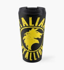 Italian Stallion Travel Mug