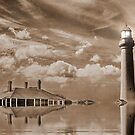 Rising seas by John Spies