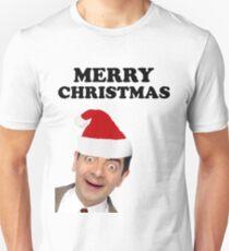 Mr Bean - Merry Christmas Unisex T-Shirt