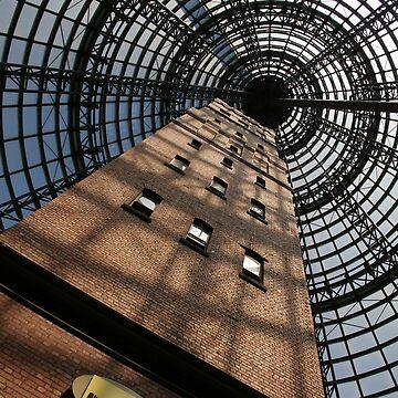 Melbourne Shot Tower by JohnDalkin