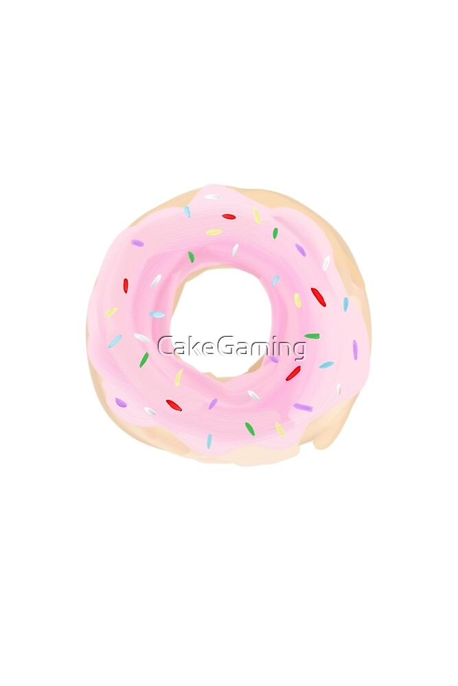 Donut | Pink by CakeGaming