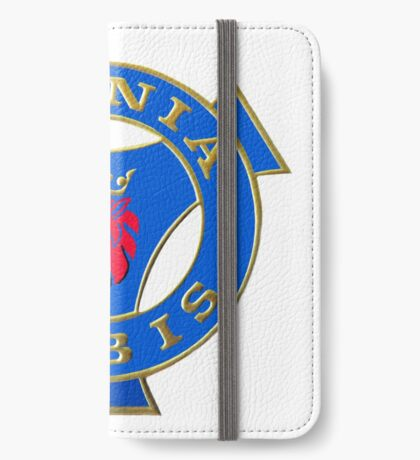 Old Scania Vabis emblem iPhone Wallet