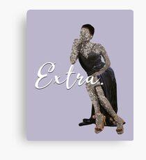 Extra Canvas Print