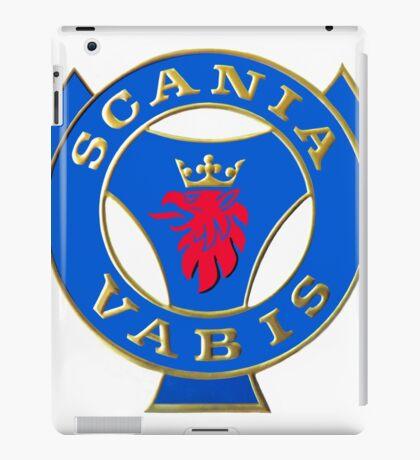 Old Scania Vabis emblem iPad Case/Skin