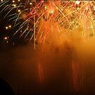 Raining Fireworks by BigD