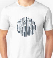 Caution sharp edge! Vol.2 Unisex T-Shirt