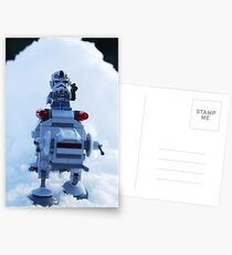 Battle Of Hoth Postcards