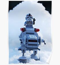 Battle Of Hoth Poster