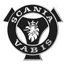 Scania Vabis emblem - b&w by Matti Ollikainen