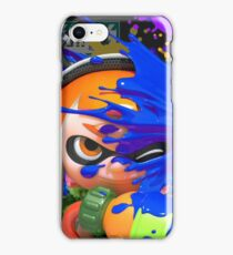 Splatoon iPhone Case iPhone Case/Skin