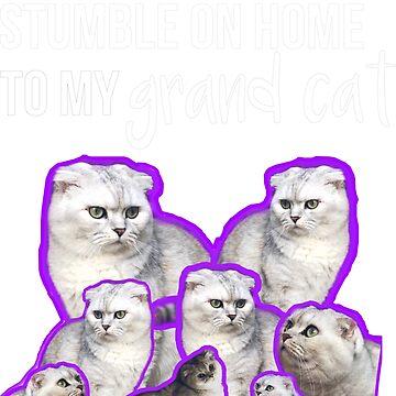 GORGEOUS grand cat by kaylaboose