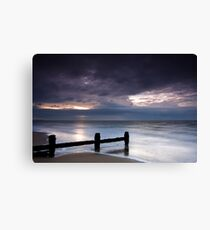 Out 2 Sea Canvas Print