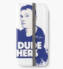The El Dude Brothers Tribute Artwork iPhone Wallet/Case/Skin