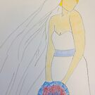 Wedding Dress No 8 by CreativeEm
