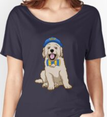 UCLA Pup! University of California Women's Relaxed Fit T-Shirt
