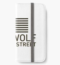 The Wolf Of Wall Street iPhone Wallet/Case/Skin