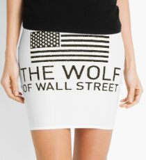 The Wolf Of Wall Street Mini Skirt