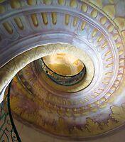 Melk Abbey by Sandra Pearson